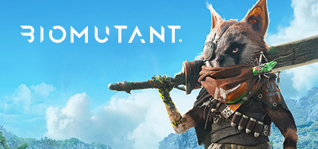 BIOMUTANT Game For PC With Torrent Download