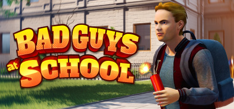 Bad Guys at School Game For PC With Torrent Download