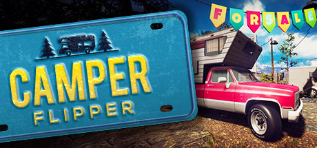 Camper Flipper Game For PC With Torrent Download