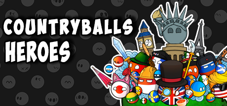 CountryBalls Heroes Game For PC With Torrent Download