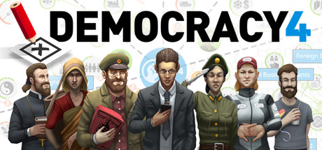 Democracy 4 Game For PC With Torrent Download