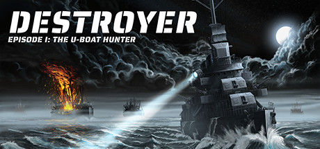 Destroyer: The U-Boat Hunter Game For PC With Torrent Download