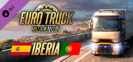 Euro Truck Simulator 2 - Iberia Game For PC With Torrent Download