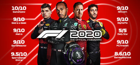 F1 2020 Game For PC With Torrent Download