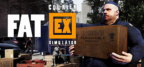 FAT[EX] COURIER SIMULATOR Game For PC With Torrent Download