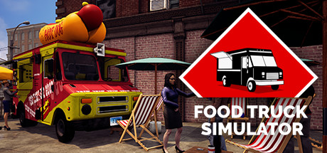 FOOD TRUCK SIMULATOR Game For PC With Torrent Download