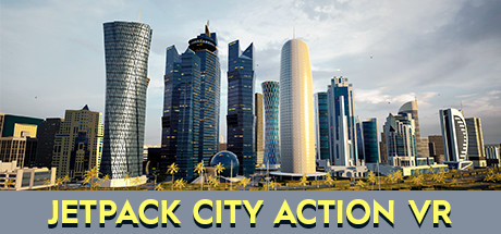 Jetpack City Action VR Game For PC With Torrent Download