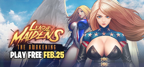 League of Maidens Game For PC With Torrent Download