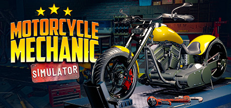 Motorcycle Mechanic Simulator 2021 Game For PC With Torrent Download