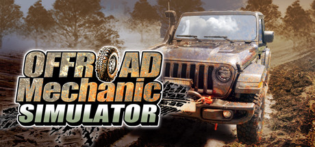 OFFROAD MECHANIC SIMULATOR Game For PC With Torrent Download