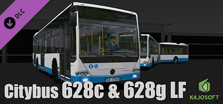 OMSI 2 ADD-ON CITYBUS 628C & 628G LF Game For PC With Torrent Download
