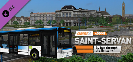 OMSI 2 ADD-ON SAINT-SERVAN Game For PC With Torrent Download