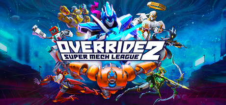 Override 2 Super Mech League Game For PC With Torrent Download