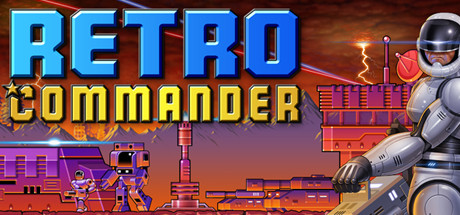 Retro Commander Game For PC With Torrent Download