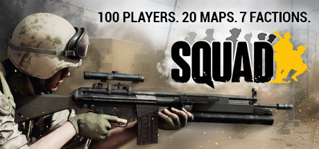 Squad Game For PC With Torrent Download