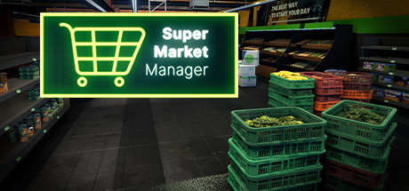 Supermarket Manager Game For PC With Torrent Download