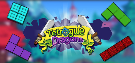 Tetrogue Dragons Game For PC With Torrent Download