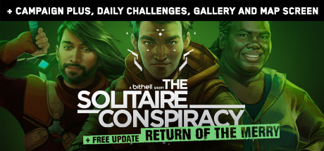 The Solitaire Conspiracy Game For PC With Torrent DownloadThe Solitaire Conspiracy Game For PC With Torrent Download