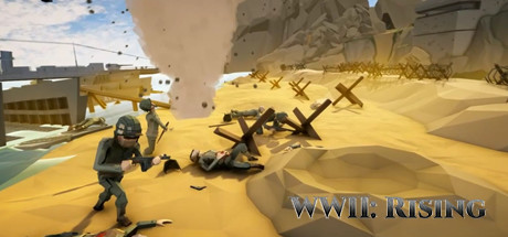 WWII: RISING Game For PC With Torrent Download