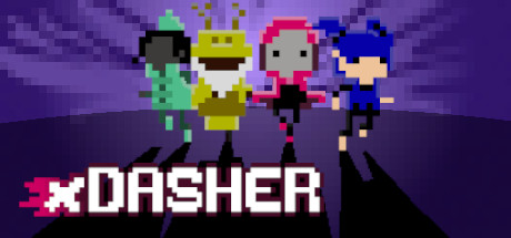 XDASHER Game For PC With Torrent Download