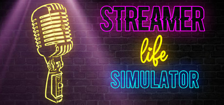 Streamer Life Simulator Game Download Free Full Version for PC